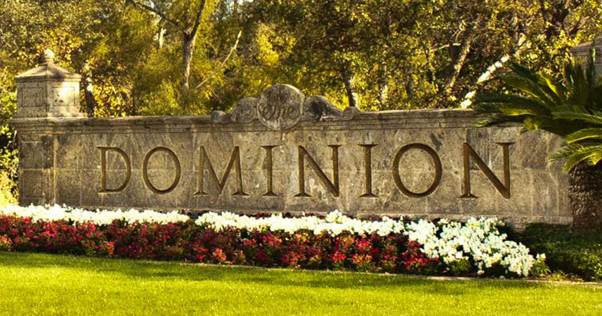 Frequently Asked Questions - The Dominion HOA