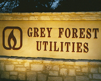 Grey Forest Utilities – Gas Company